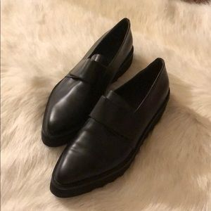 Vince- Arden creeper oxfords - never worn- perfect